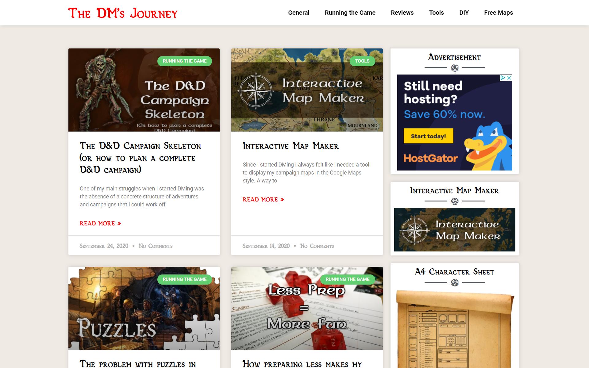 DMsJourney.com